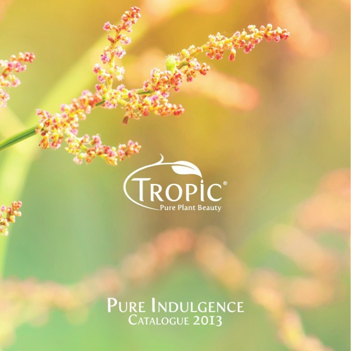 Pure Indulgence Catalogue 2013