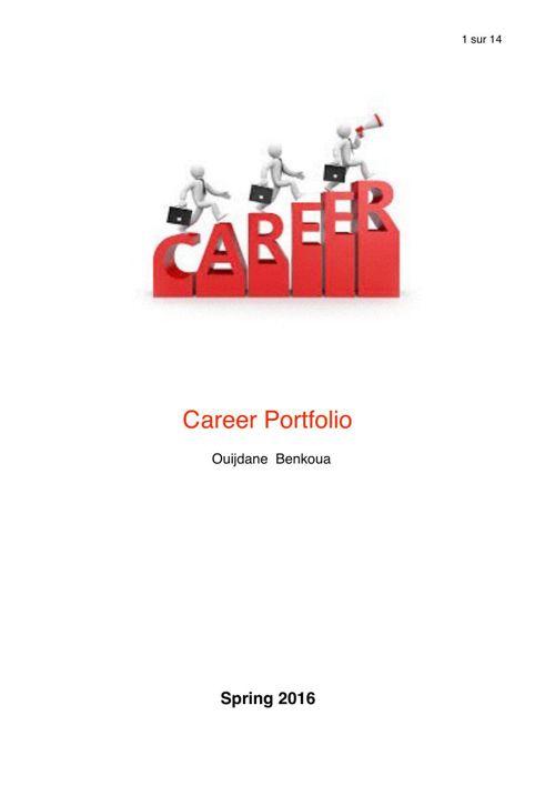 career potfolio