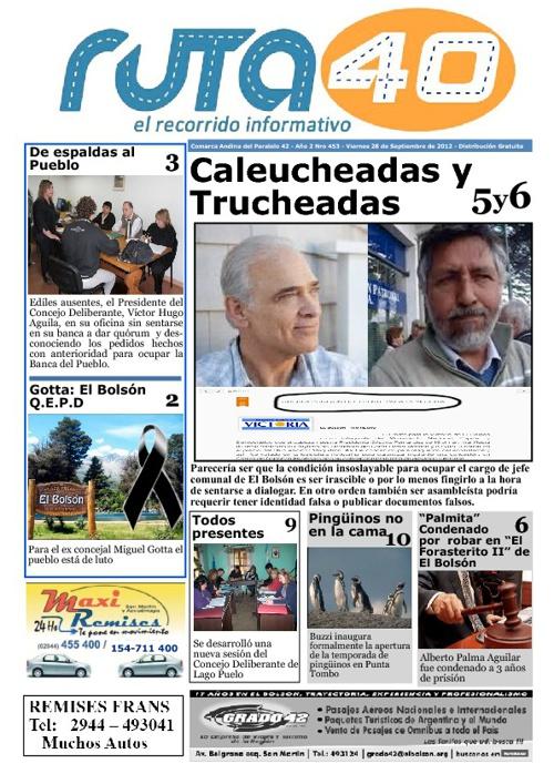 Diario Viernes 28 de Septiembre