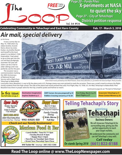 The Loop Newspaper Vol 34 No 09