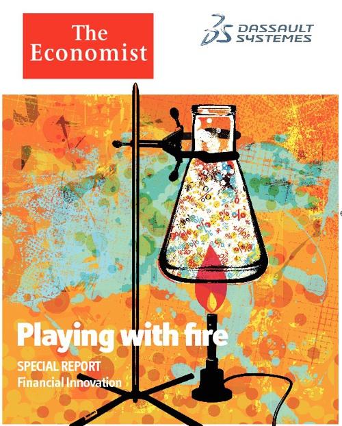 Dassault Systemes - ECONOMIST Perspective on Innovation