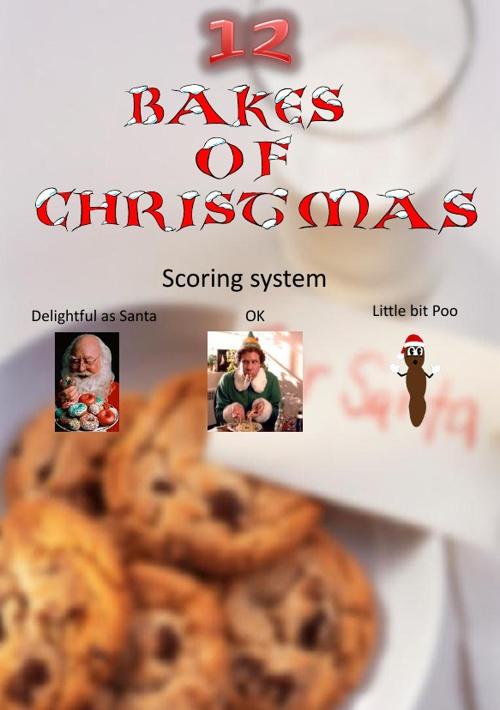 12 Bakes of Christmas