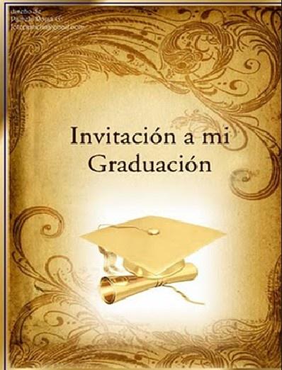 Tarjeta de invitación