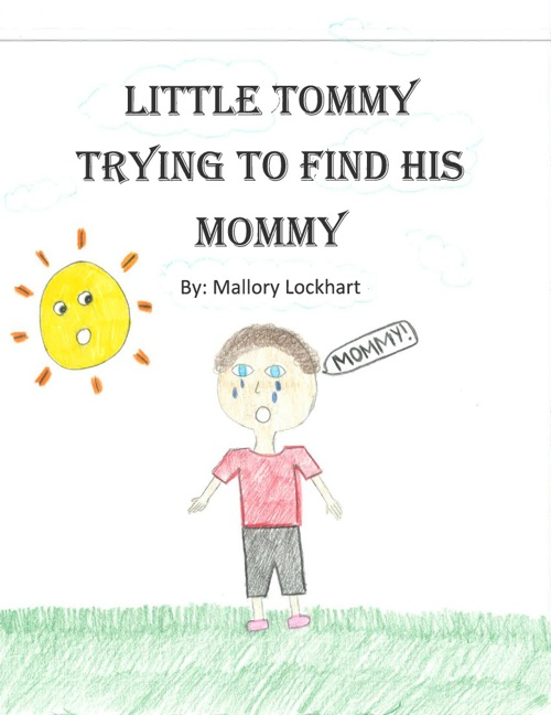 Little Tommy Trying to Find His Mommy