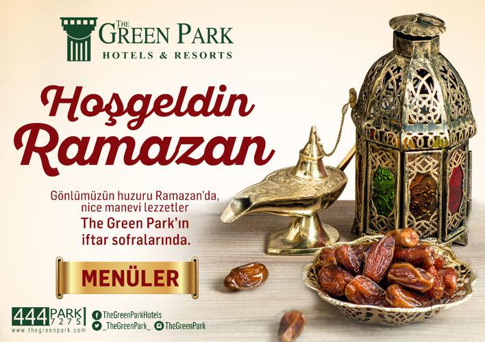 The Green Park - Ramazan Menüleri