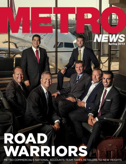 METRO News Spring 2013