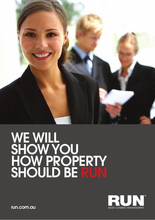 RUN Info Brochure