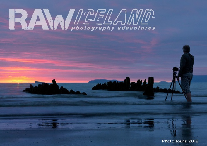 RAW ICELAND photography adventures 2012