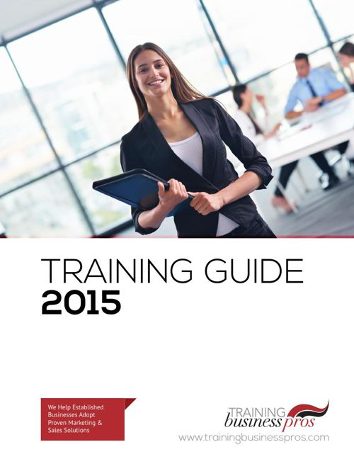 Training Guide 2015
