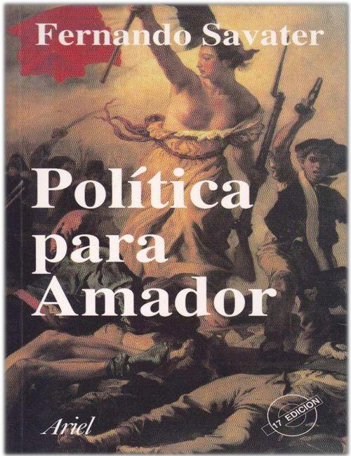 POLITICA PARA AMADOR LAURA