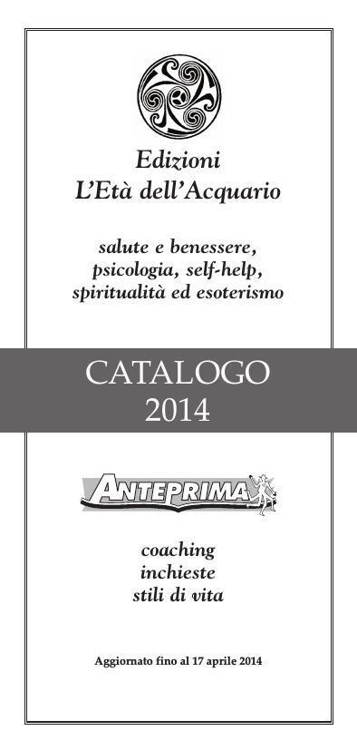 Catalogo Età dell'Acquario 2014