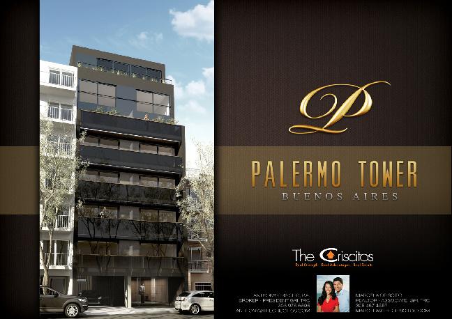 The Criscitos | Palermo Tower | Buenos Aires