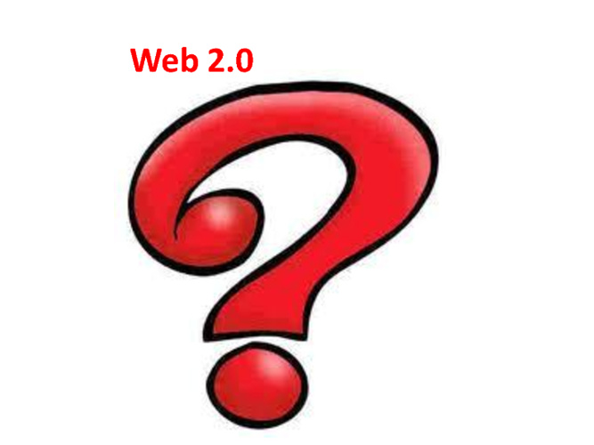 Formação Pedagógica - Web 2.0, o que é?