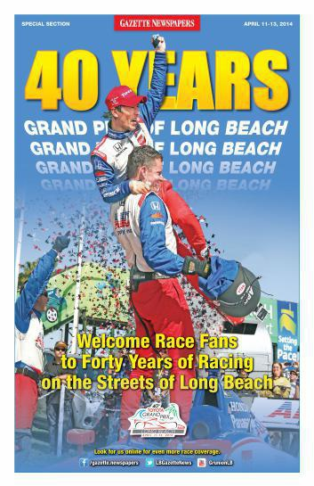 Toyota Grand Prix of Long Beach Grunion Special Edition
