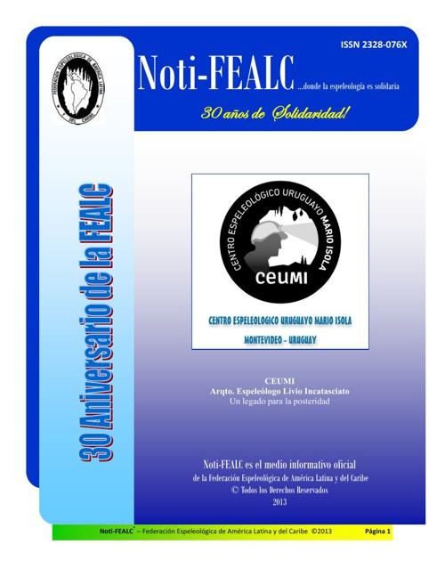 Noti-FEALC, Mayo 2013, V1.0