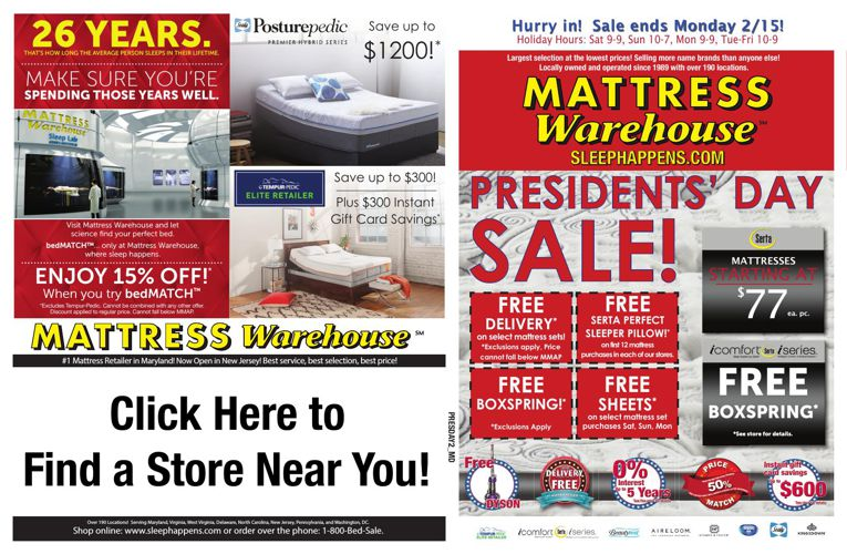 FlipSnack Mattress Warehouse