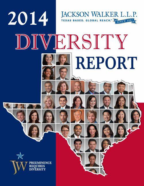 2014 Diversity Report