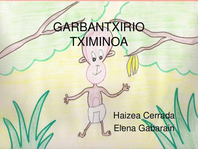 Garbantxirio Tximinoa