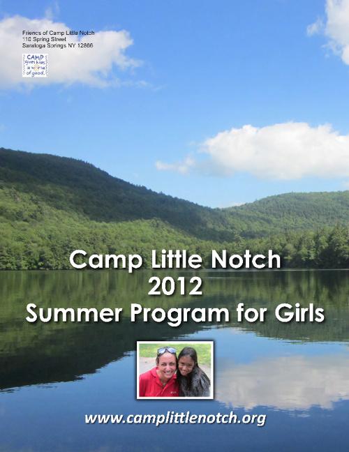 Revised CLN 2012 Summer Program for Girls