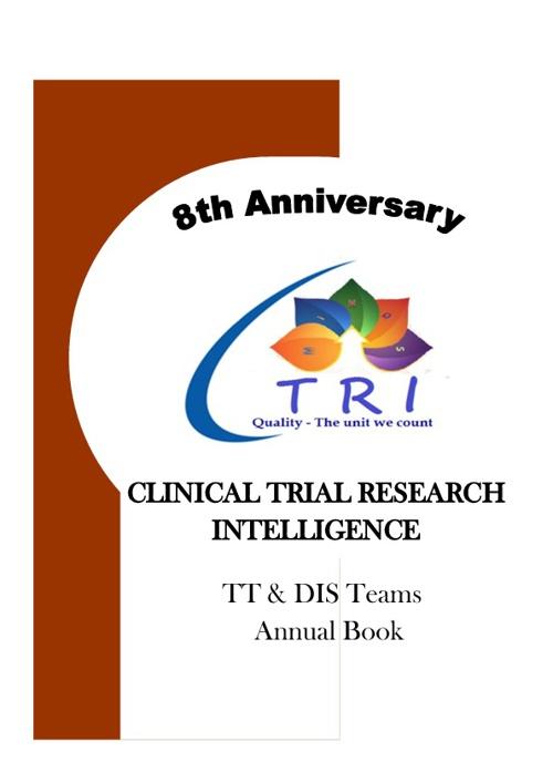 CTRI Anniversary Book