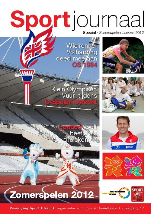 Olympische editie Sportjournaal 2012