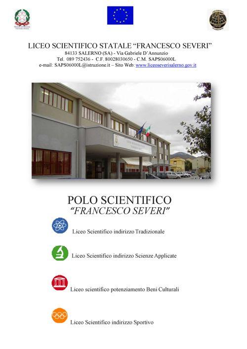 Polo Scientifico Severi- SA