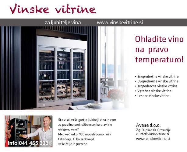 Katalog vinske vitrine