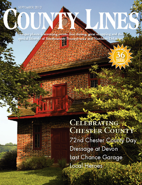 County Lines Magazine - September 2012