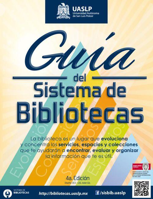 Guia de uso Sistema de Bibliotecas UALSP