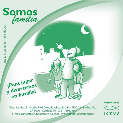 "Boletín ""Somos Familia"" N°22 - 2011"