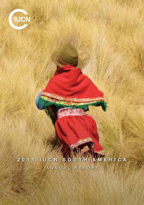 2015 IUCN SOUTH AMERICA
