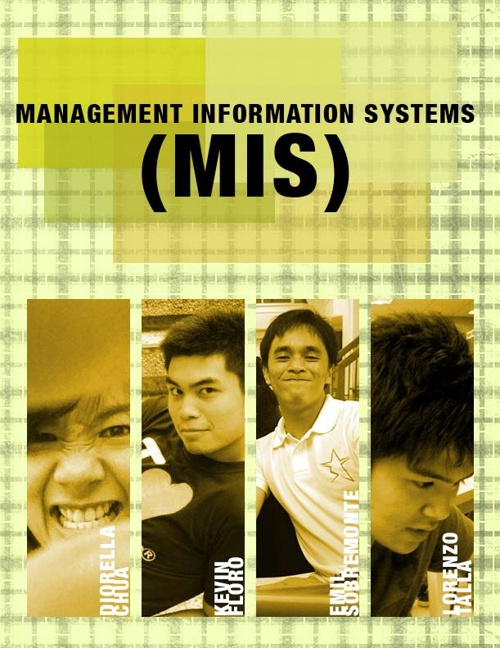 LBYBUS2 - Management Information Systems