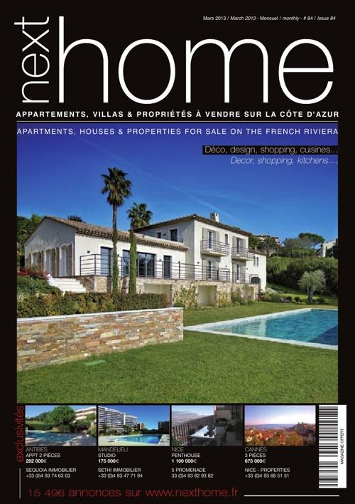 Magazine Nexthome Mars 2013