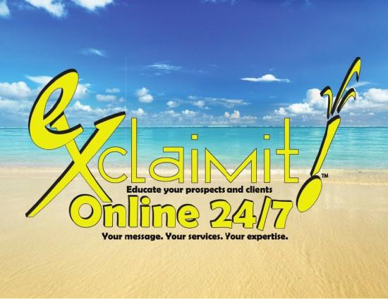 Exclaimit Online! Packages booklet