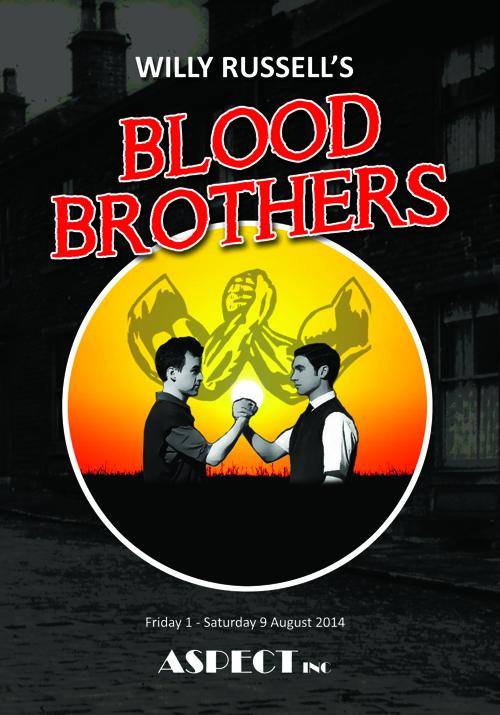 Aspect Blood Brothers 2014 Program