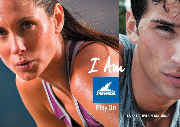 Power Sportswear 2012-13 Brochure