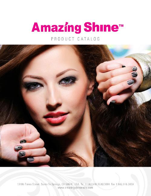 Amazing Shine Nails Catalog