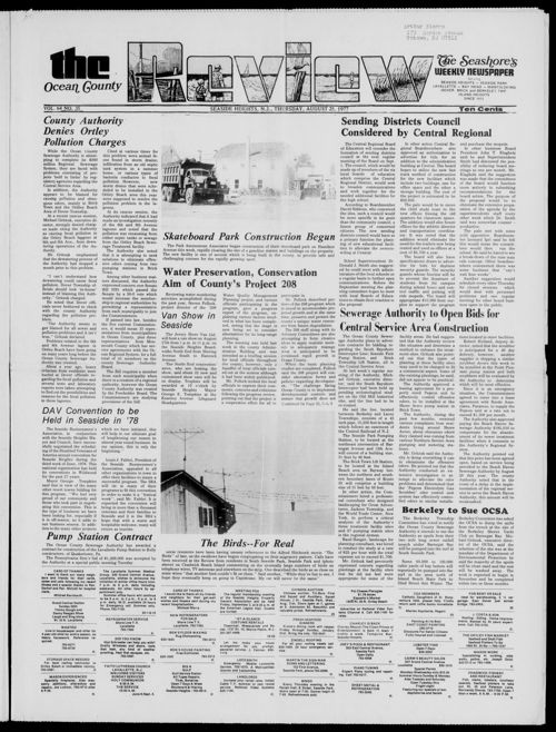 Review August 1977