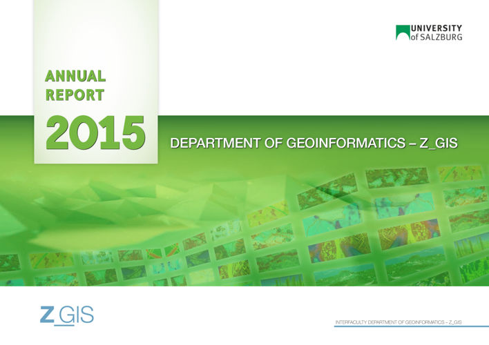 Z_GIS Annual Report 2015