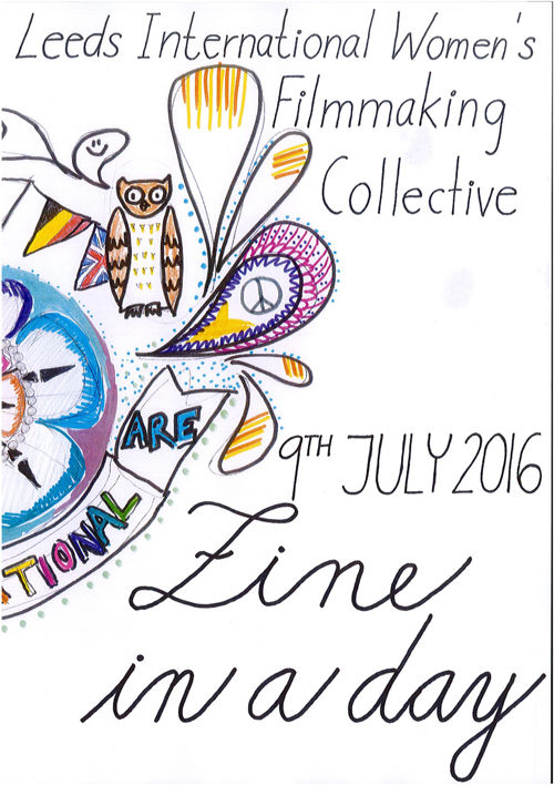 LIWFMC Zine in a Day 2016