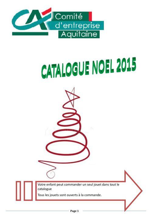 CECAA_catalogue 2015