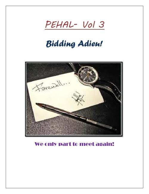 Pehal Vol.3