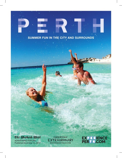 Perth & District Visitors Guide
