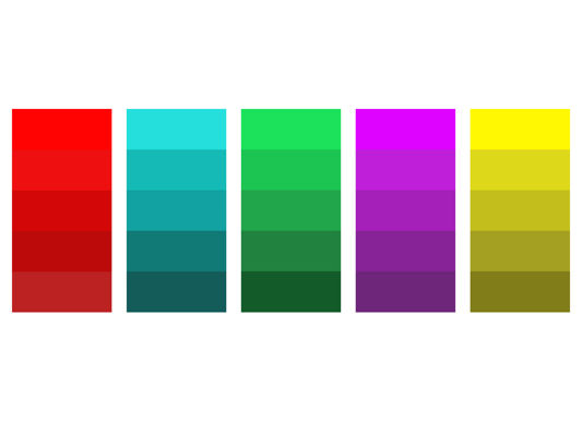 Colour Moodboard