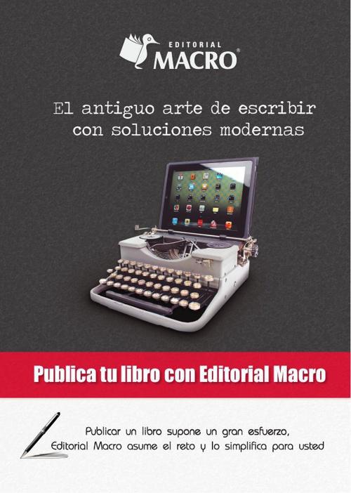 PUBLICA TU LIBRO CON EDITORIAL MACRO