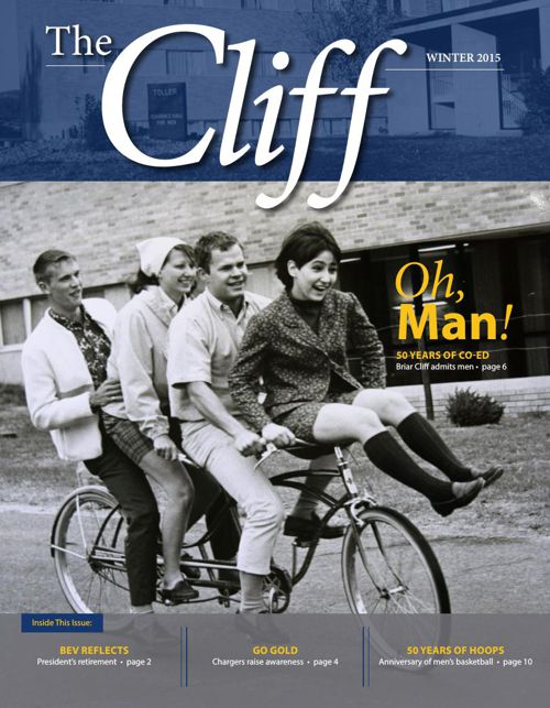 The Cliff Magazine — Winter 2015