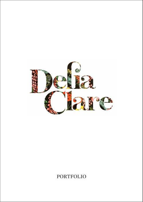 Delia Clare Portfolio