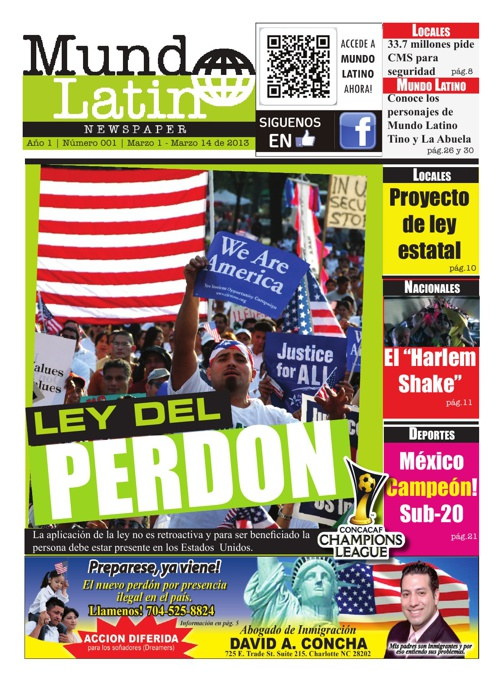 Mundo Latino Edicion #1