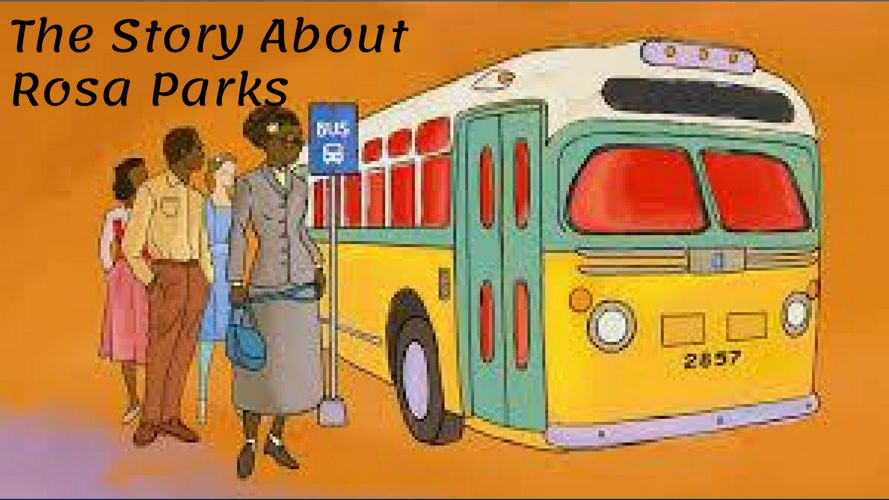 The story about Rosa Parks