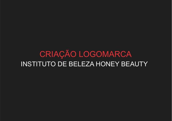 LOGOMARCA HONEY BEAUTY